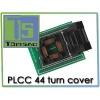 Adapter WL-PL44-U1 PLCC44 turn cover