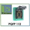 Adapter WL-PQFP112 PQFP 112