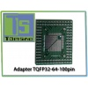 Adapter TQFP32-64-100pin 0.5-0.8mm na DIP