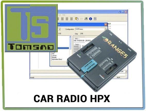 car radio hpx-70