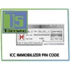 ICC Immobilizer PIN Code