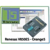 Licencja Renesas V850ES do programatora omega orange5