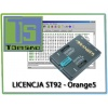 Licencja ST92 do programatora orange5 omega