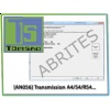 Transmission A4/S4/RS4/A5 - AVDI
