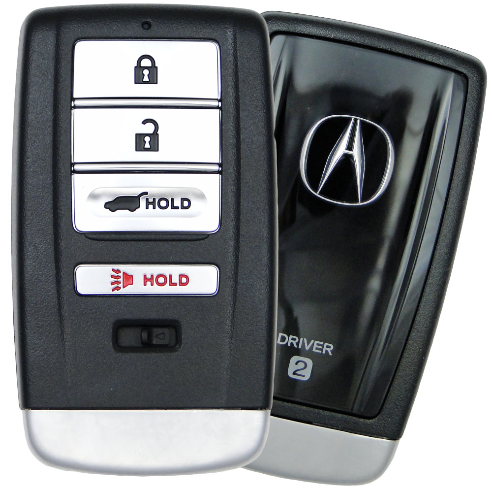 Acura MDX Smart Remote Key Driver 2 2014