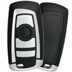 BMW 7 Series smart remote keyless entry key 2009 - 2014