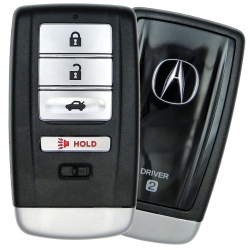 Acura ILX Smart Remote Key Driver 2 2016-2018