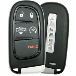 Dodge Ram Truck Smart Remote Key w/Air Suspension 2013 - 2018
