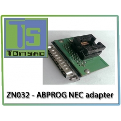 ABPROG NEC adapter with socket [ZN032]