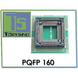 Adapter PQFP160 WL-PQFP160