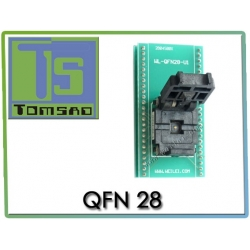 Adapter QFN28 WL-QFN 28
