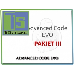 Advanced Code Evo Pakiet 3-Philips Crypto