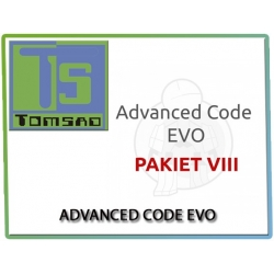 Advanced Code Evo Pakiet 8