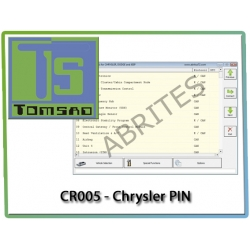 CR005 - PIN / Key