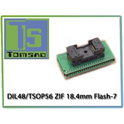DIL48/TSOP56 ZIF 18.4mm Flash-7