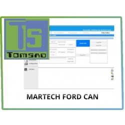 Ford Can Code Reader