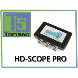 HD-Scope USB PRO - Oscyloskop soft PL