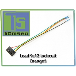 Lead 912 (9S12) incircuit Orange5 Omega