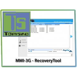 MMI 3G Recovery Tool