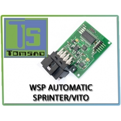 WSP emulator automatic - vito / sprinter