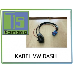 kabel VW dashboard - easy connect