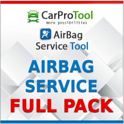 airbag service full pack