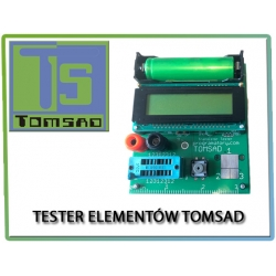 tester of electronics elements
