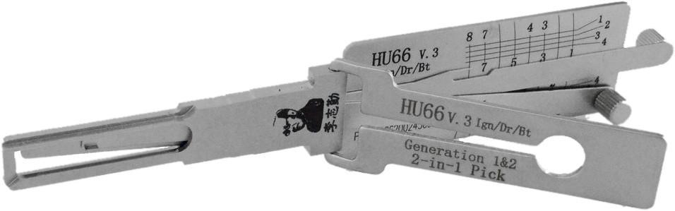 lishi hu-66 v3