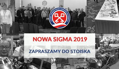 targi nowa sigma 2019