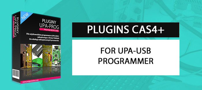 pluginy cas4 upa-prog