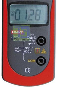 cęgowy miernik ut-204