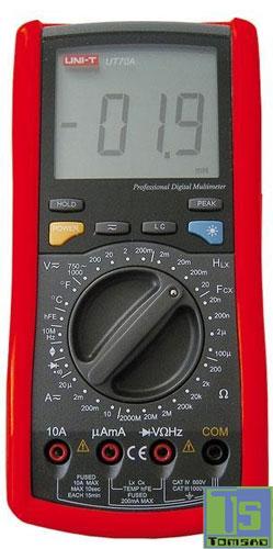 ut-70a miernik cyfrowy