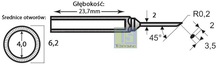GROT mini fala do stacji lutowniczych 369/136/137/988/LF1600