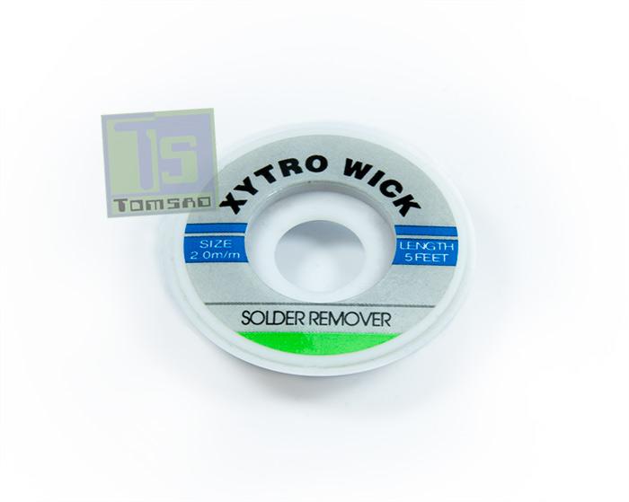 taśma WICK 2.0mmx1.6m Xytronic