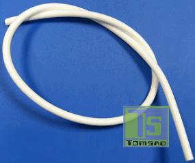 biały przewód montażowy kynar
