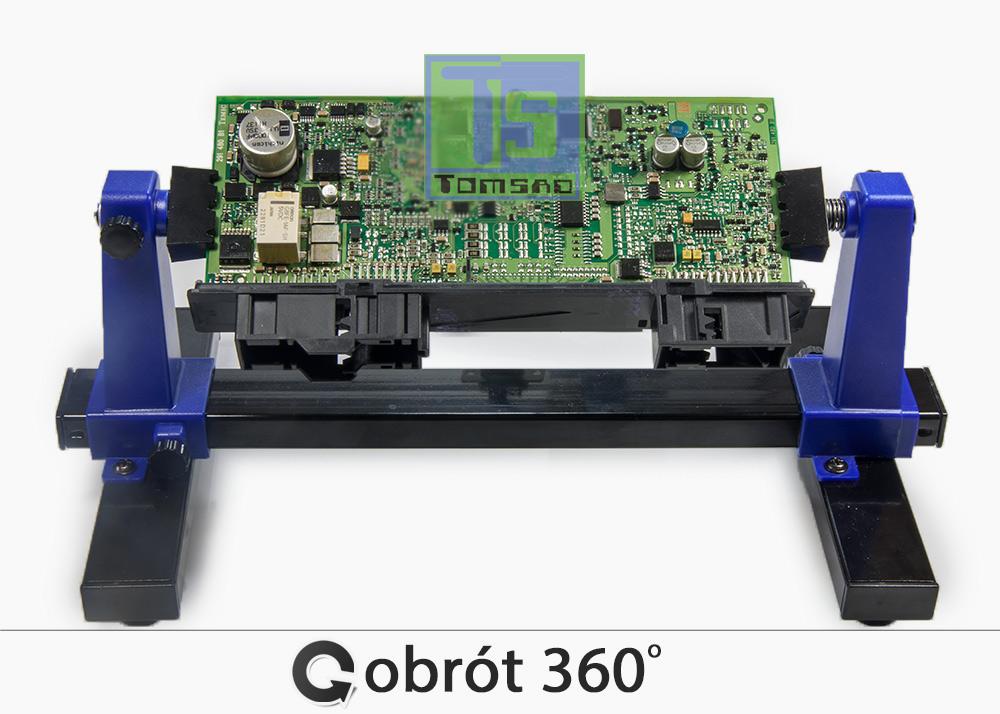 klamry uchwyt montażowy PCB