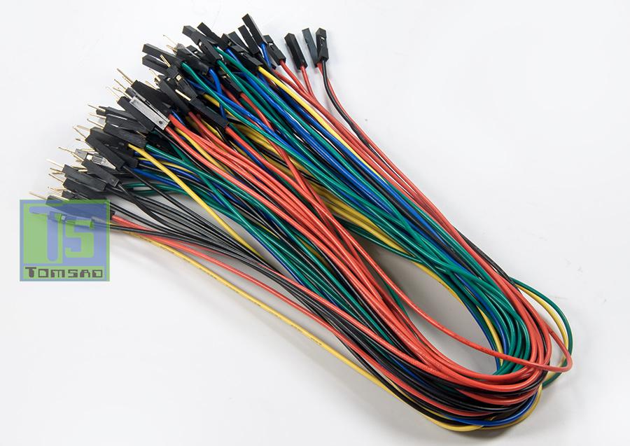 przewody połączeniowe męskie
