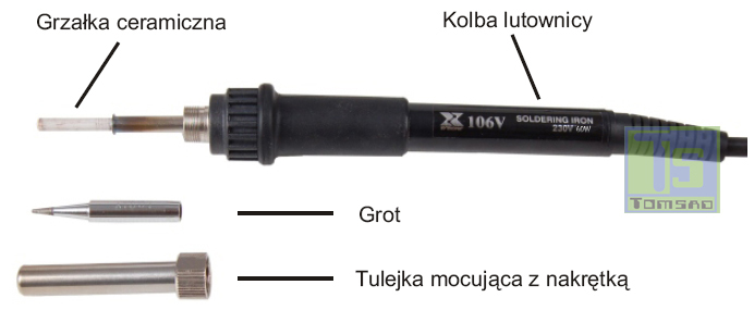 lf389d lutownica