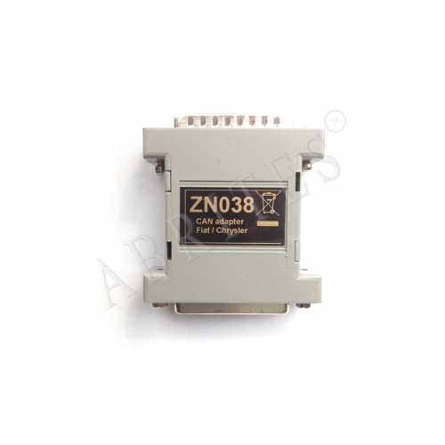 zn-038 Fiat chrysler adapter