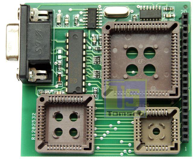 adapter TMS-370 do programatora upa-usb