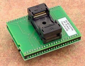 płytka tsop56 zif dil 48 flash-8