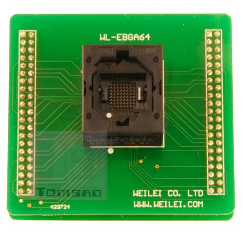 ebga 64-320-zif adapter