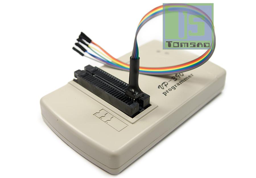 adapter atmega programator isp