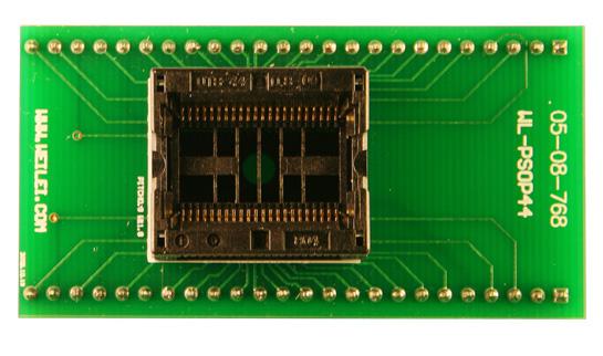 psop-44 zif adapter