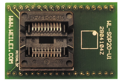 adapter 8 pin