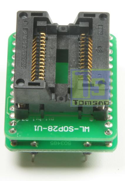 adapter sop28 zif