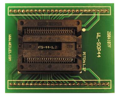 adapter sop-44 pamięci flash