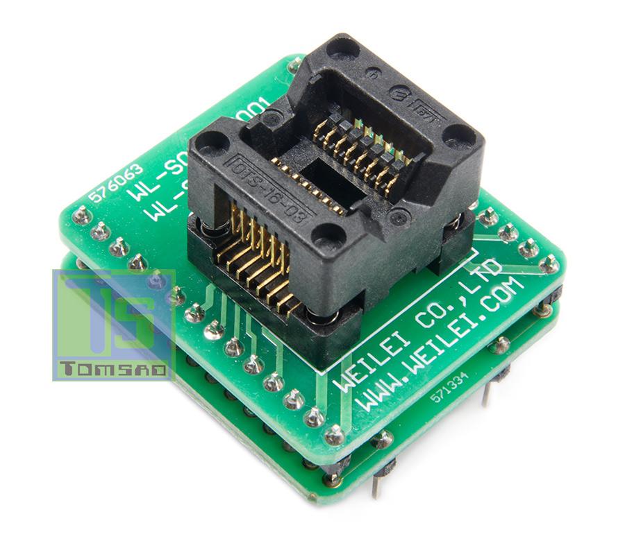 adapter wl-sop16 dla programatora uniwersalnego