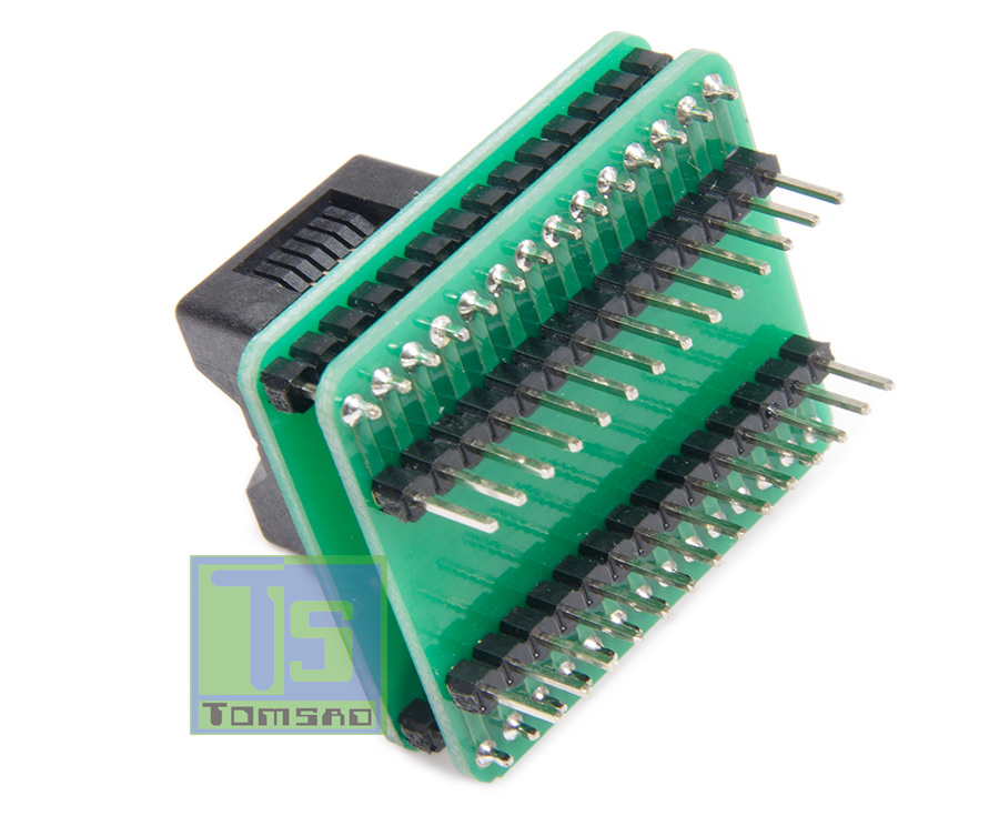 adapter soic16 smd