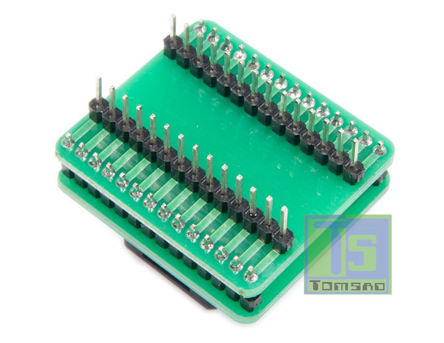adapter sop16 zif piny